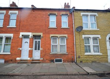 Thumbnail 2 bedroom terraced house for sale in Lea Road, Northampton