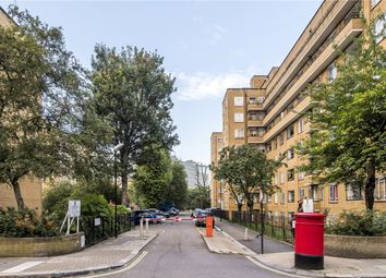 Thumbnail 3 bed flat for sale in John Aird Court, London