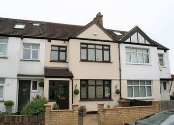 Thumbnail 3 bed terraced house for sale in Hadley Road, Mitcham