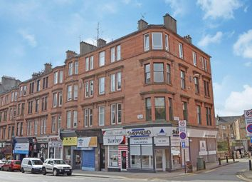 Thumbnail 1 bed flat for sale in 2/1, 27 Byres Road, Partick