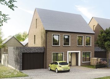 Thumbnail 4 bed link-detached house for sale in The Uffington, Callaway Gardens, Westbury