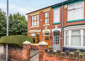 Thumbnail 3 bedroom end terrace house for sale in Old Park Road, Darlaston, Wednesbury