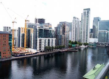 Thumbnail 3 bedroom flat for sale in Baltimore Wharf, London