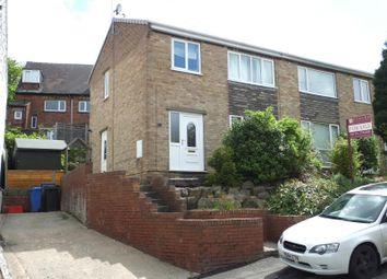 Thumbnail 3 bed semi-detached house for sale in Smithywood Crescent, Woodseats, Sheffield