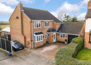 Thumbnail 5 bed detached house for sale in Thirsk Gardens, Bletchley, Milton Keynes