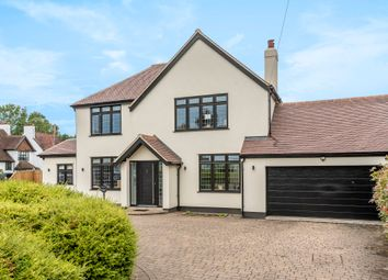 Thumbnail 5 bed detached house for sale in Chislehurst Road, Petts Wood, Orpington