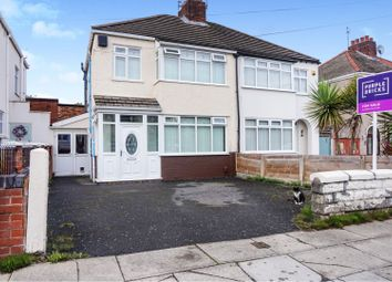 Thumbnail 3 bed semi-detached house for sale in Campbell Drive, Liverpool