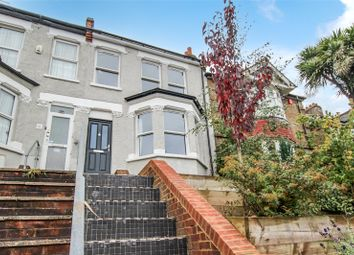 Thumbnail 3 bed terraced house for sale in Cantwell Road, Shooters Hill, London