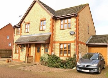 Thumbnail 3 bed semi-detached house to rent in Benacre Croft, Tattenhoe, Milton Keynes