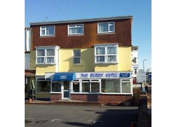 Thumbnail Hotel/guest house for sale in Berry Hotel, 6 Berry Square, Paignton, Devon