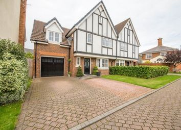 Thumbnail 4 bed property for sale in Alcott Place, Winwick, Warrington