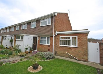 Thumbnail 4 bed end terrace house for sale in Lower Swanwick Road, Swanwick, Southampton