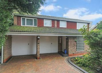 Thumbnail 6 bed detached house for sale in Alveston Close, Ipsley, Redditch
