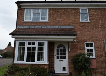 Thumbnail 1 bedroom end terrace house to rent in The Rowans, Milton, Cambridge