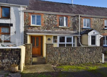 Thumbnail 2 bed cottage for sale in The Green, Llangwm, Haverfordwest