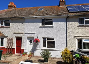 Thumbnail 2 bed terraced house for sale in Park Crescent, Rottingdean, Brighton