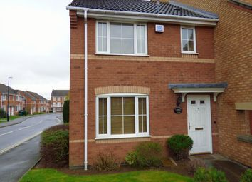 Thumbnail 3 bed terraced house to rent in Perchfoot Close, Coventry
