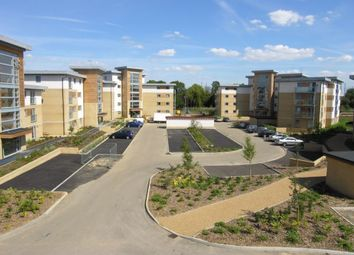 Thumbnail 2 bedroom flat to rent in Percy Green Place, Stukeley Meadows, Stukeley Meadows, Huntingdon, Cambridgeshire