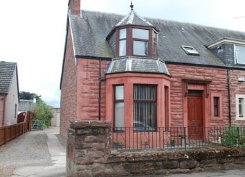 Thumbnail 4 bed semi-detached house for sale in Precinct Street, Coupar Angus, Perthshire