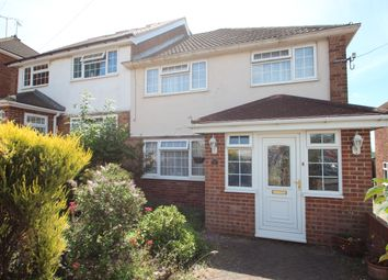 Thumbnail 3 bed semi-detached house to rent in Kingston Road, High Wycombe