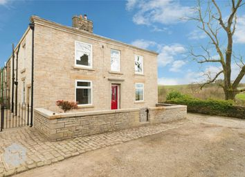 Thumbnail 4 bed cottage for sale in Waterfall Terrace, Belmont, Bolton, Lancashire
