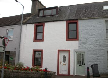 Thumbnail 3 bed terraced house for sale in High Street, Stranraer