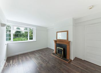 Thumbnail 2 bed flat to rent in Leigham Court Road, London