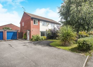 Thumbnail 3 bed semi-detached house for sale in Queensway, Taunton