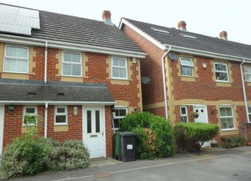 Thumbnail 2 bed semi-detached house to rent in Spring Gardens, Theale, Reading