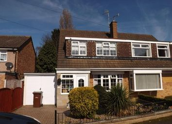 Thumbnail 3 bed semi-detached house for sale in Rowan Drive, Silverdale, Nottingham