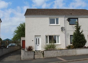 Thumbnail 2 bedroom semi-detached house to rent in Annand Avenue, Ellon, Aberdeenshire