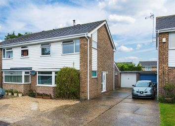 Thumbnail 3 bed semi-detached house for sale in Pemberton Close, Aylesbury