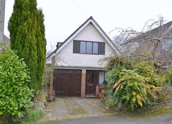 Thumbnail 3 bed detached house for sale in Churchill Avenue, Cheddleton, Leek