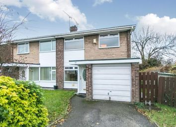 Thumbnail 3 bed semi-detached house for sale in Claremont Avenue, Garden City, Deeside, Flintshire