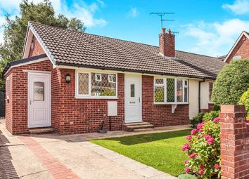 Thumbnail 3 bed bungalow to rent in Hollingthorpe Avenue, Hall Green, Wakefield