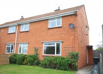 Monmouth Road, Westonzoyland, Bridgwater TA7. 3 bed semi-detached house