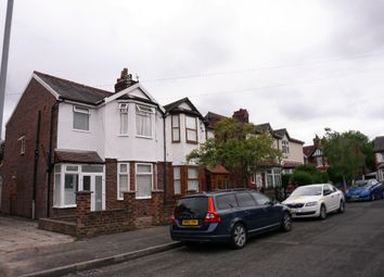 Thumbnail 3 bed semi-detached house for sale in Lindsay Road, Burnage