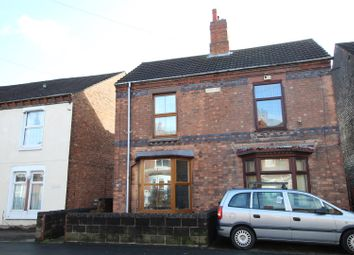 Thumbnail 3 bedroom semi-detached house for sale in Shobnall Street, Burton-On-Trent