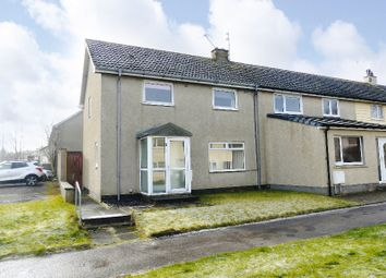 Thumbnail 3 bed end terrace house for sale in Trostan Terrace, Thurso
