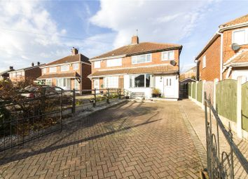 Thumbnail 3 bed semi-detached house for sale in Pangbourne Road, Thurnscoe, Rotherham, South Yorkshire