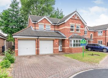 Thumbnail 4 bed detached house to rent in Headingley Close, Kirk Sandall, Doncaster