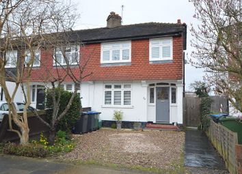 Thumbnail 3 bedroom end terrace house for sale in Rose Walk, Surbiton, Surrey.