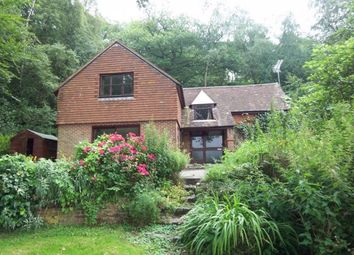 Thumbnail 3 bed detached house to rent in Stone Street, Seal, Sevenoaks