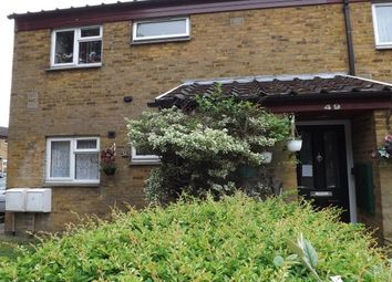 Thumbnail 1 bed flat to rent in Spear Close, Luton
