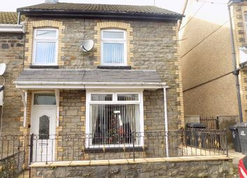 Thumbnail 3 bed terraced house for sale in Cromwell Street, Abertillery