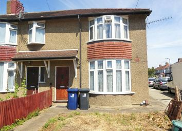 Thumbnail 1 bed maisonette to rent in Perimeade Road, Perivale, Greenford, Greater London