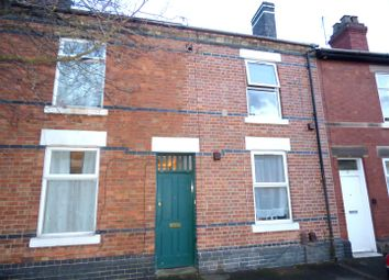 Thumbnail 2 bedroom terraced house for sale in Ward Street, Derby