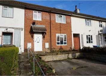 Thumbnail 3 bedroom terraced house for sale in Windermere Avenue, Millbrook, Southampton