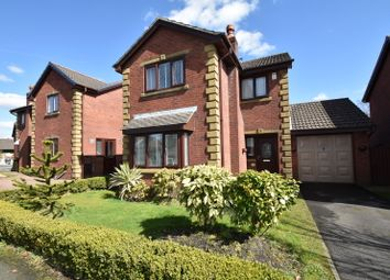 Thumbnail 3 bed detached house for sale in Church Meadow, Unsworth, Bury