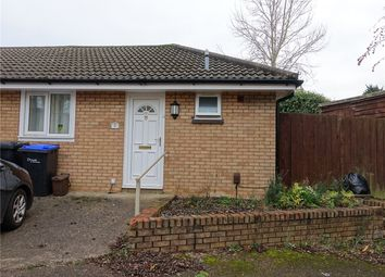 2 bed semi-detached bungalow to rent in Osmund Drive, Goldings, Northampton NN3